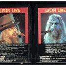 Leon Russell - Leon Russell Live 1972 CAPITOL A41 8-TRACK TAPE