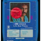 Jim Croce - Life And Times 1973 GRT ABC Quadraphonic A29A 8-TRACK TAPE