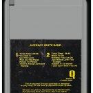 Average White Band - AWB 1974 Quadraphonic A9 8-TRACK TAPE
