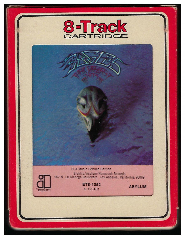 Eagles - Their Greatest Hits 1971-1975 RCA ELEKTRA T4 8-TRACK TAPE