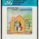 The Partridge Family - Greatest Hits 1972 CRC BELL A23 8-TRACK TAPE