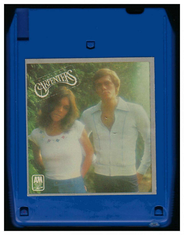 The Carpenters - Horizon 1975 A&M Quadraphonic A23 8-TRACK TAPE