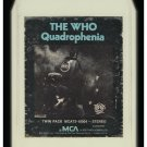 The Who - Quadrophenia 1973 MCA A23 8-TRACK TAPE