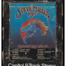 Steve Miller Band - Greatest Hits 1974-78 1978 CAPITOL A23 8-TRACK TAPE