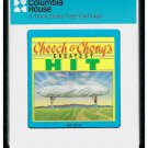 Cheech & Chong - Cheech & Chong's Greatest Hit 1981 CRC WB A8 8-TRACK TAPE