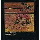 Alice Cooper - Schools Out 1972 WB A8 8-TRACK TAPE