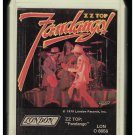 ZZ Top - Fandango 1975 LONDON T6 8-TRACK TAPE