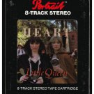 Heart - Little Queen 1977 PORTRAIT A28 8-TRACK TAPE
