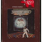 Saturday Night Fever - Original Motion Picture Soundtrack 1977 RSO A20 8-TRACK TAPE