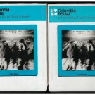 Fleetwood Mac - Fleetwood Mac Live Vol 1 & 2 1980 CRC WB A20 8-TRACK TAPE