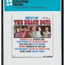 The Beach Boys - Best Of 1966 CRC CAPITOL A25 8-TRACK TAPE
