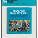 The Beach Boys - Best Of Vol 2 1967 CRC CAPITOL A45 8-TRACK TAPE
