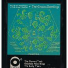 The Clovers - The Early Years Their Greatest Recordings 1971 AMPEX ATCO A25 8-TRACK TAPE