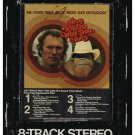 Any Which Way You Can - Soundtrack From Clint Eastwood's Film 1980 WB A25 8-TRACK TAPE