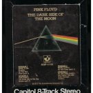 Pink Floyd - The Dark Side Of The Moon 1973 CAPITOL A25 8-TRACK TAPE