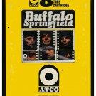 Buffalo Springfield - Buffalo Springfield 1966 Debut ATCO A45 8-TRACK TAPE