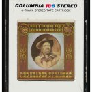 Willie Nelson - Red Headed Stranger 1975 CBS A43 8-TRACK TAPE