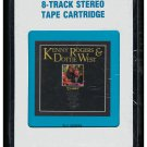 Kenny Rogers & Dottie West - Classics 1979 CRC LIBERTY Sealed A36 8-TRACK TAPE