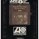 Crosby, Stills, Nash & Young - Deja Vu 1970 AMPEX ATLANTIC A17B 8-TRACK TAPE