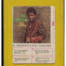 Al Green - Let's Stay Together 1972 RCA HI A9 8-TRACK TAPE