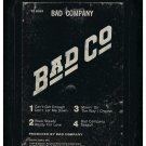 Bad Company - Bad Company 1974 Debut SWAN ATLANTIC A18F 8-TRACK TAPE
