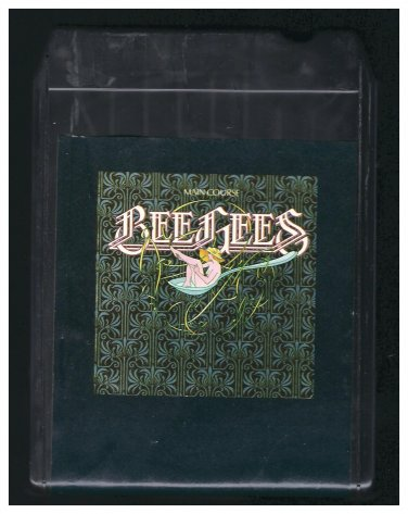 Bee Gees - Main Course 1975 RSO A19B 8-TRACK TAPE