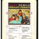 Herman's Hermits - Best Of Herman's Hermits Vol II 1966 AMPEX LEAR MGM A18A 8-TRACK TAPE