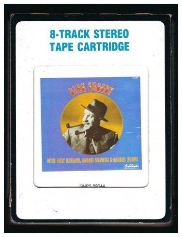 Bing Crosby - The Radio Years Vol 1 1985 CRC CRESCENDO A17A 8-TRACK TAPE