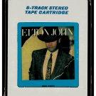 Elton John - Breaking Hearts 1984 CRC GEFFEN A2 8-TRACK TAPE