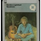 Gordon Lightfoot - Sundown 1973 WB Quadraphonic AC1 8-TRACK TAPE