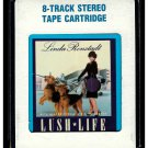 Linda Ronstadt - Lush Life 1984 CRC ELEKTRA A18B 8-TRACK TAPE
