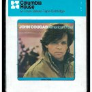 John Cougar Mellencamp - American Fool 1982 CRC POLYGRAM AC4 8-TRACK TAPE