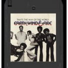Earth, Wind & Fire - That's The Way Of The World 1975 CBS Quadraphonic A23 8-TRACK TAPE
