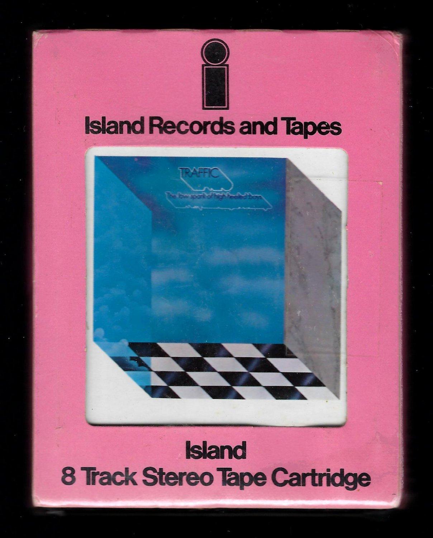 630dfa8f6 Traffic - The Low Spark Of High Heeled Boys 1971 ISLAND Sealed A30 8-TRACK  TAPE