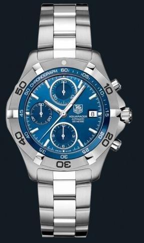 Aquaracer Automatic chronograph (CAF2112.BA0809)