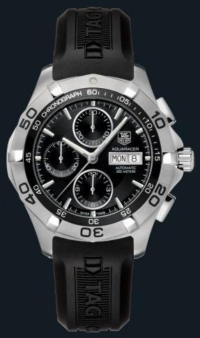 Aquaracer Automatic chronograph (CAF2010.FT8011)