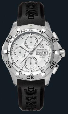 Aquaracer Automatic chronograph (CAF2011.FT8011)