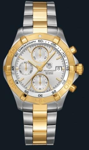 Aquaracer Automatic chronograph (CAF2120.BB0816)