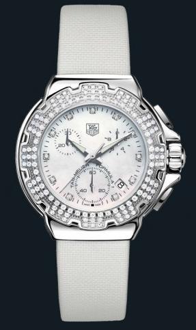 TAG Heuer Formula 1 Chronograph Diamonds (CAC1310.FC6219)