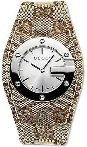 Gucci G-Bandeau 104 Series Ladies Watch (YA104503)
