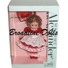 My Little Valentine 8 Inch Madame Alexander doll NRFB