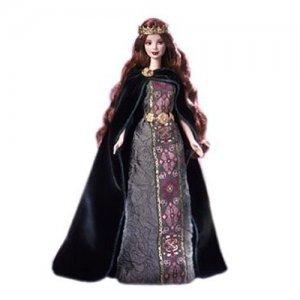 Princess of Ireland Barbie Dolls of the World Irish doll NRFB