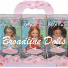 Barbie Kelly Swan Lake giftset with Kelly Liana and Jenny dolls NRFB