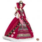 Queen of Hearts Barbie from Alice in Wonderland Silver Label doll NRFB