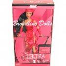 Barbie Elektra doll Marvel Comics NRFB