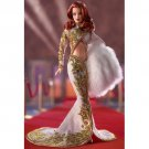 Bob Mackie Radiant Redhead Barbie Red Carpet Collection NRFB
