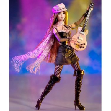 2004 Hard Rock Cafe Barbie # 2 doll NRFB