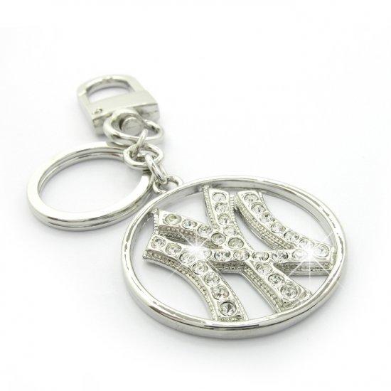 "Keychain -- Fashion Bag ""Logo"" Charms"