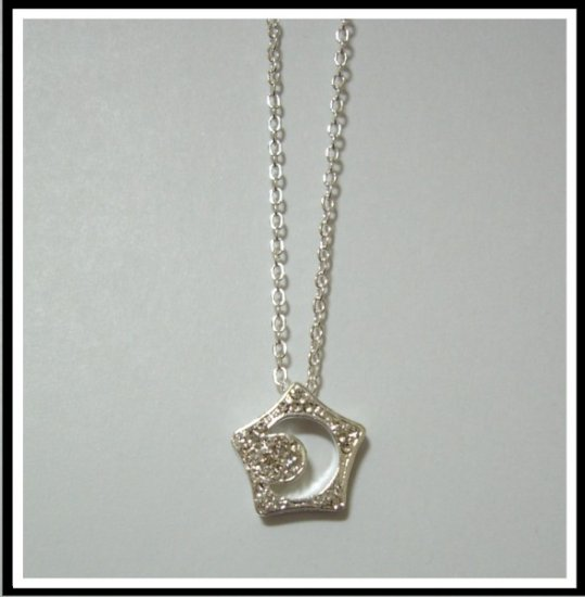 "N50 Korean Drama ""Boys Over Flowers Style"" Kissing Star Necklace"
