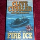 Paperback - Fire Ice by Clive Cussler